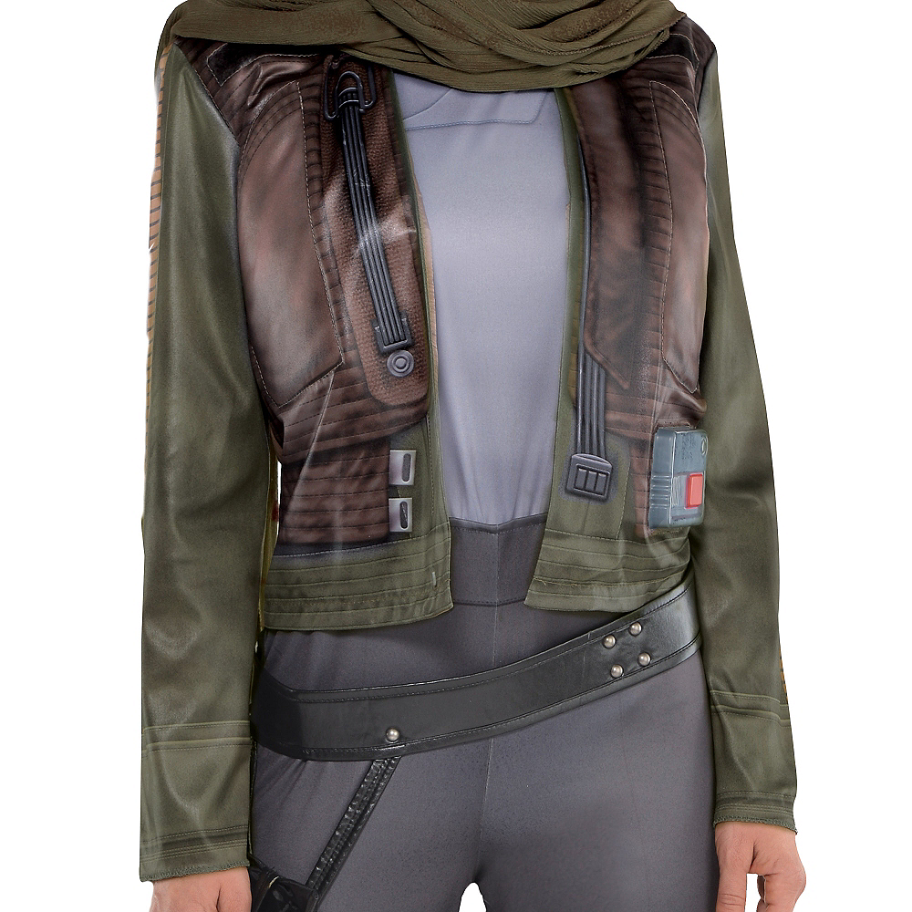 Adult Jyn Erso Costume - Star Wars Rogue One Image #2