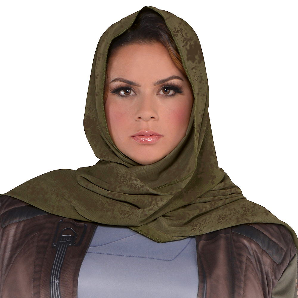 Adult Jyn Erso Costume Plus Size - Star Wars Rogue One Image #3
