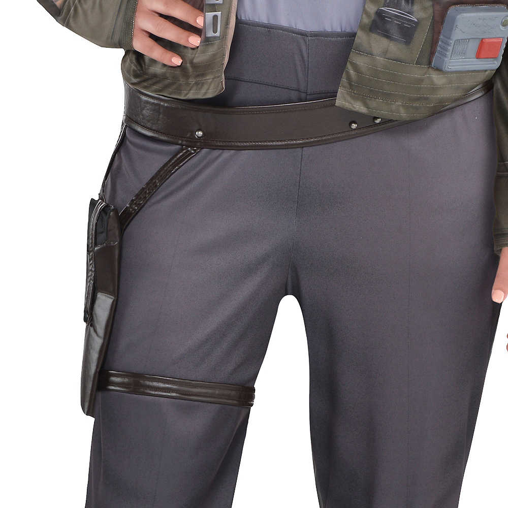 Adult Jyn Erso Costume Plus Size - Star Wars Rogue One Image #4