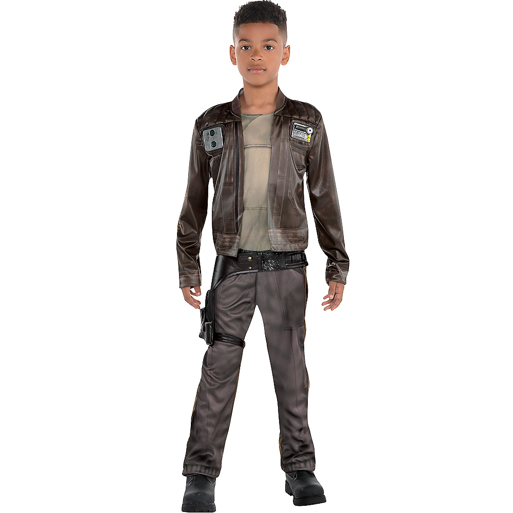Boys Cassian Andor Costume - Star Wars Rogue One Image #1