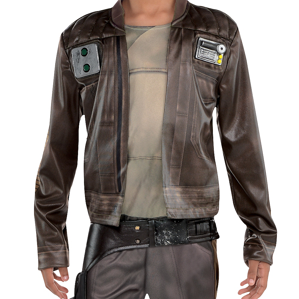 Boys Cassian Andor Costume - Star Wars Rogue One Image #2
