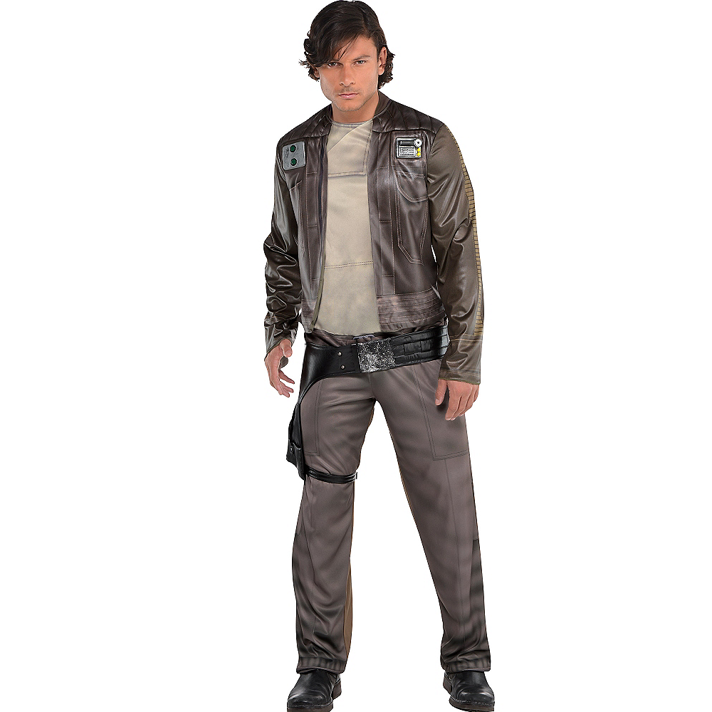 Adult Cassian Andor Costume - Star Wars Rogue One Image #1