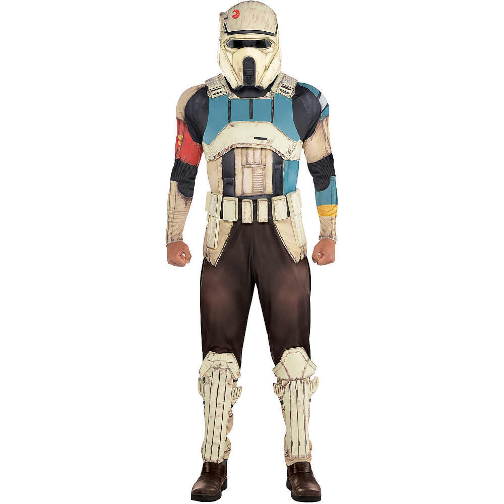 Adult Shoretrooper Costume - Star Wars Rogue One Image #1