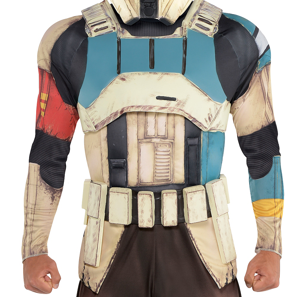Nav Item for Adult Shoretrooper Costume - Star Wars Rogue One Image #3