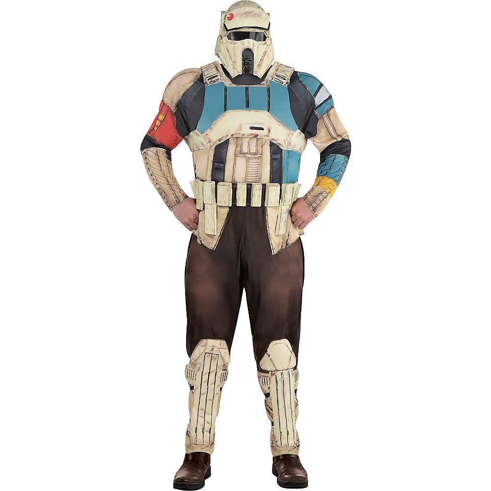 Adult Shoretrooper Costume Plus Size - Star Wars Rogue One Image #1
