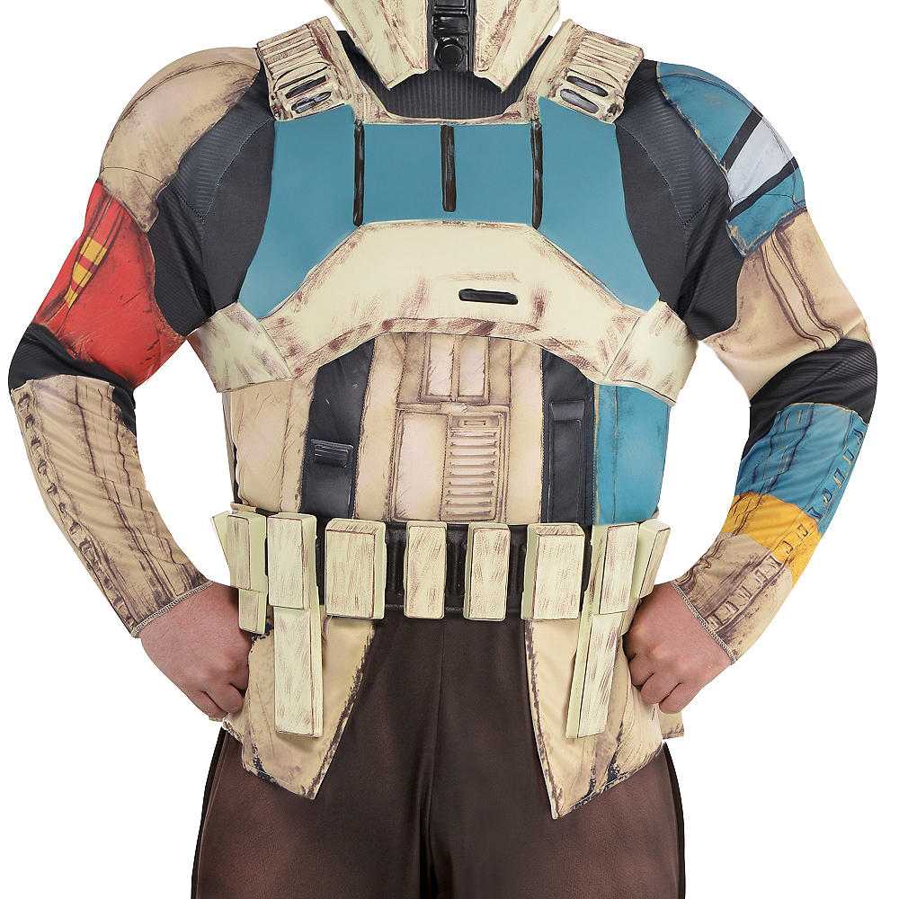 Adult Shoretrooper Costume Plus Size - Star Wars Rogue One Image #3