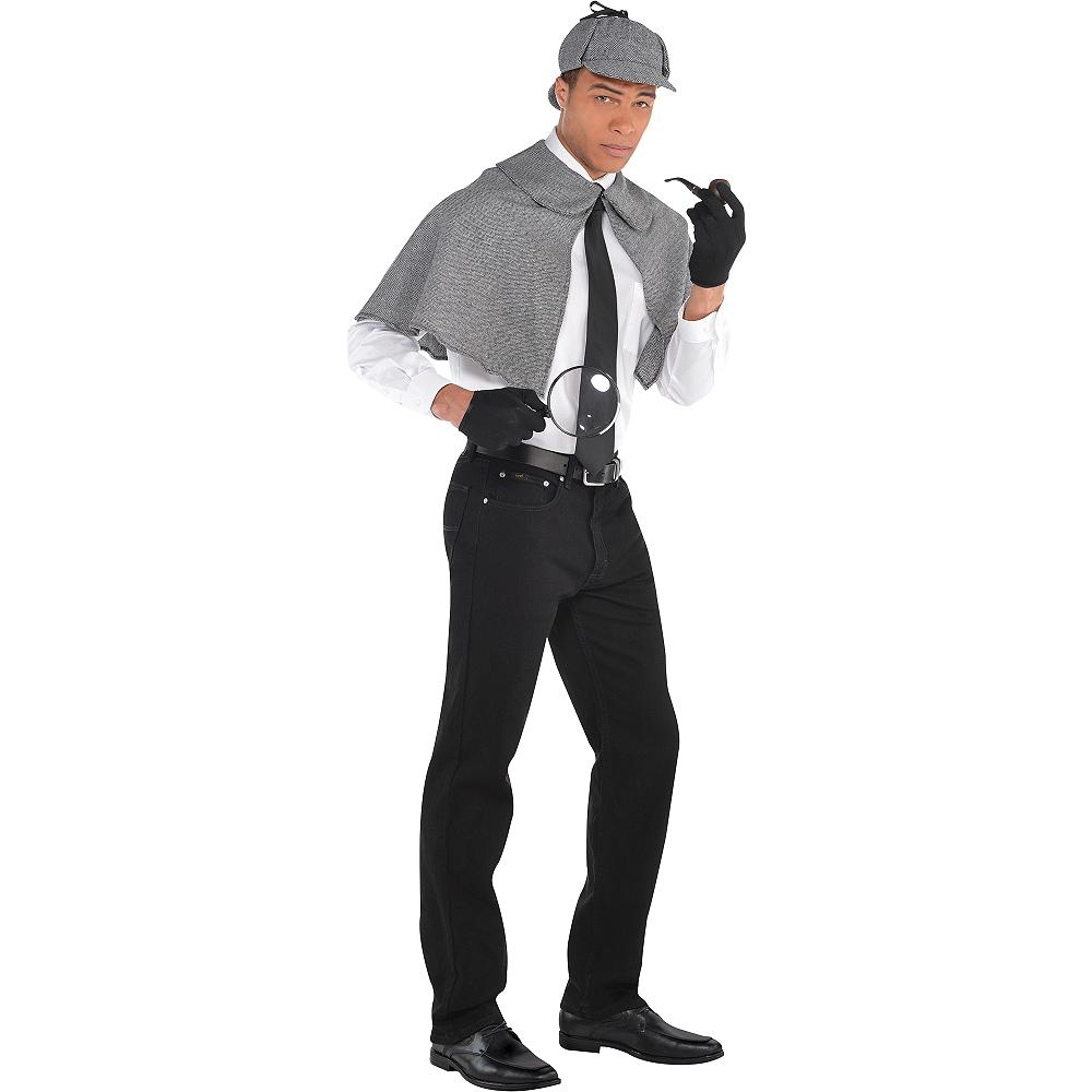 Adult Sherlock Holmes Costume Image #1