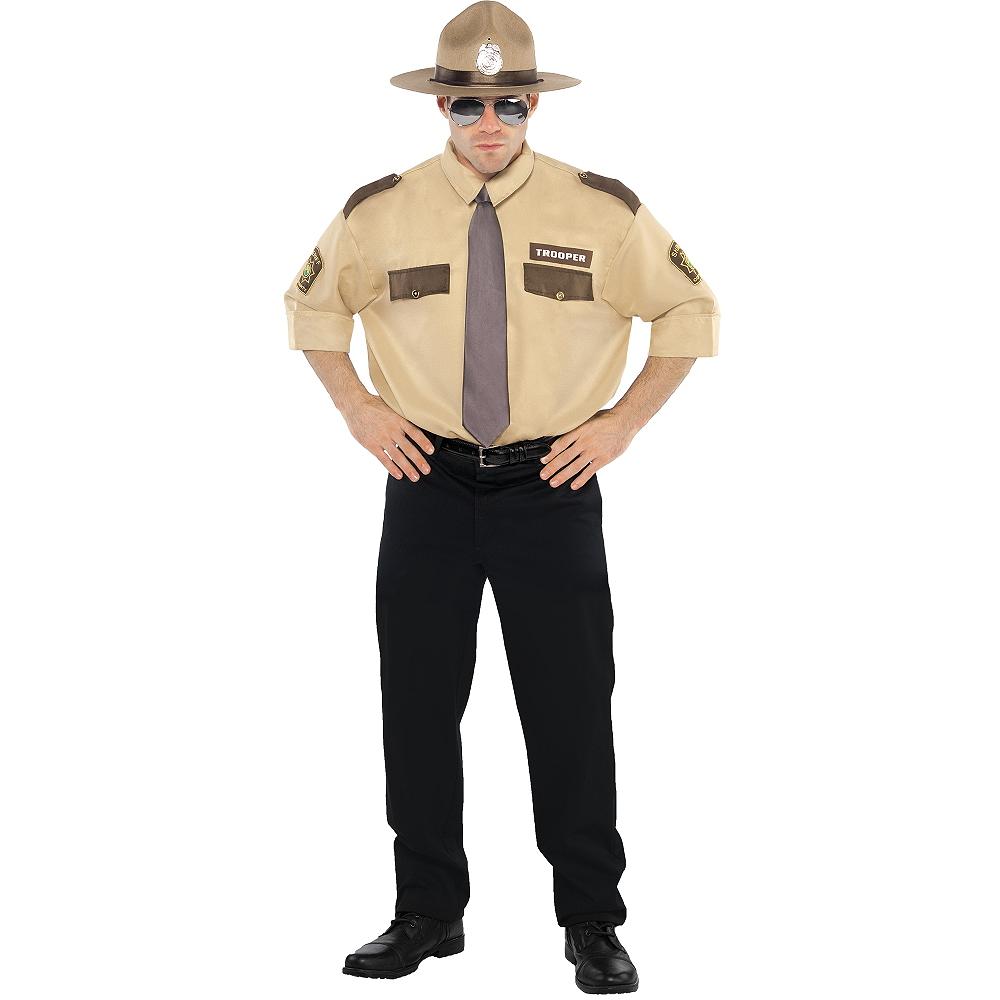 Adult Sheriff Costume Image #1
