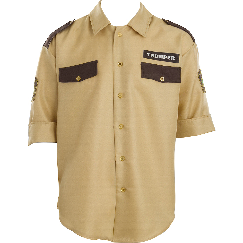 Adult Sheriff Costume Image #4