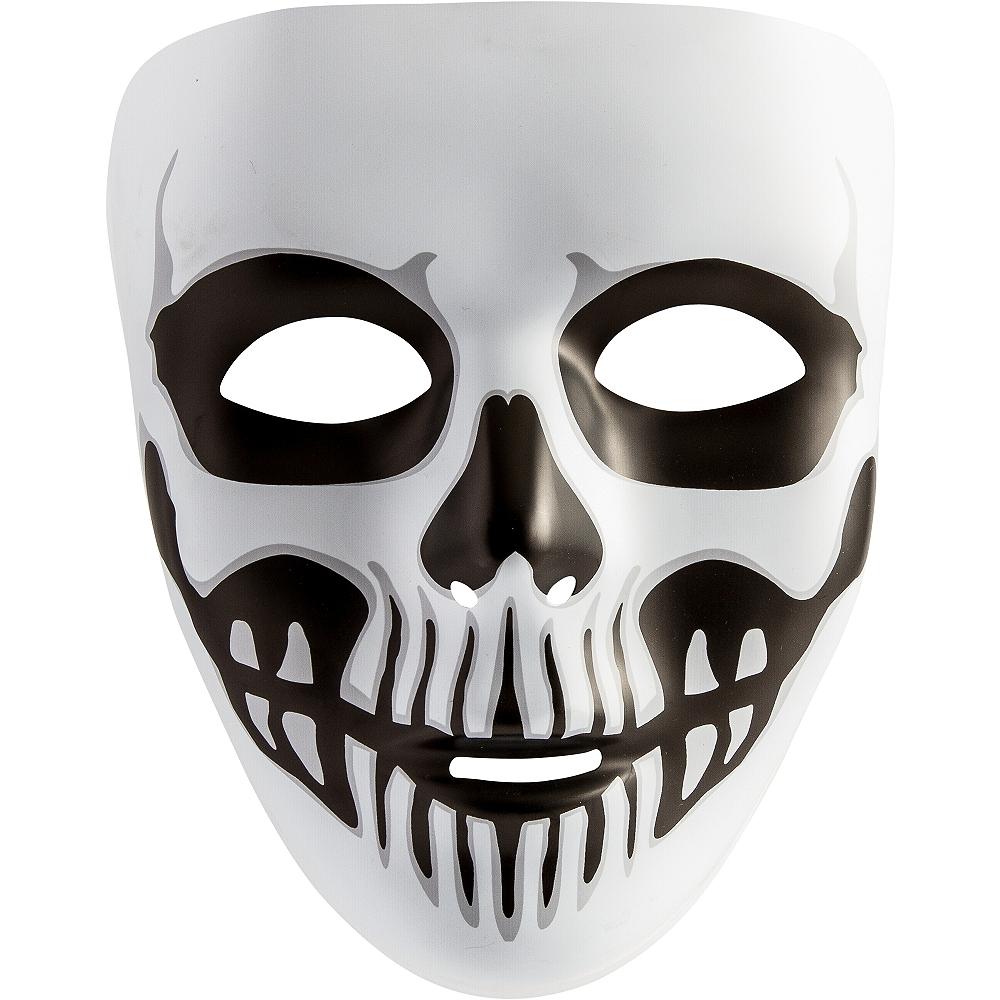 Adult Skeleton Costume Image #3