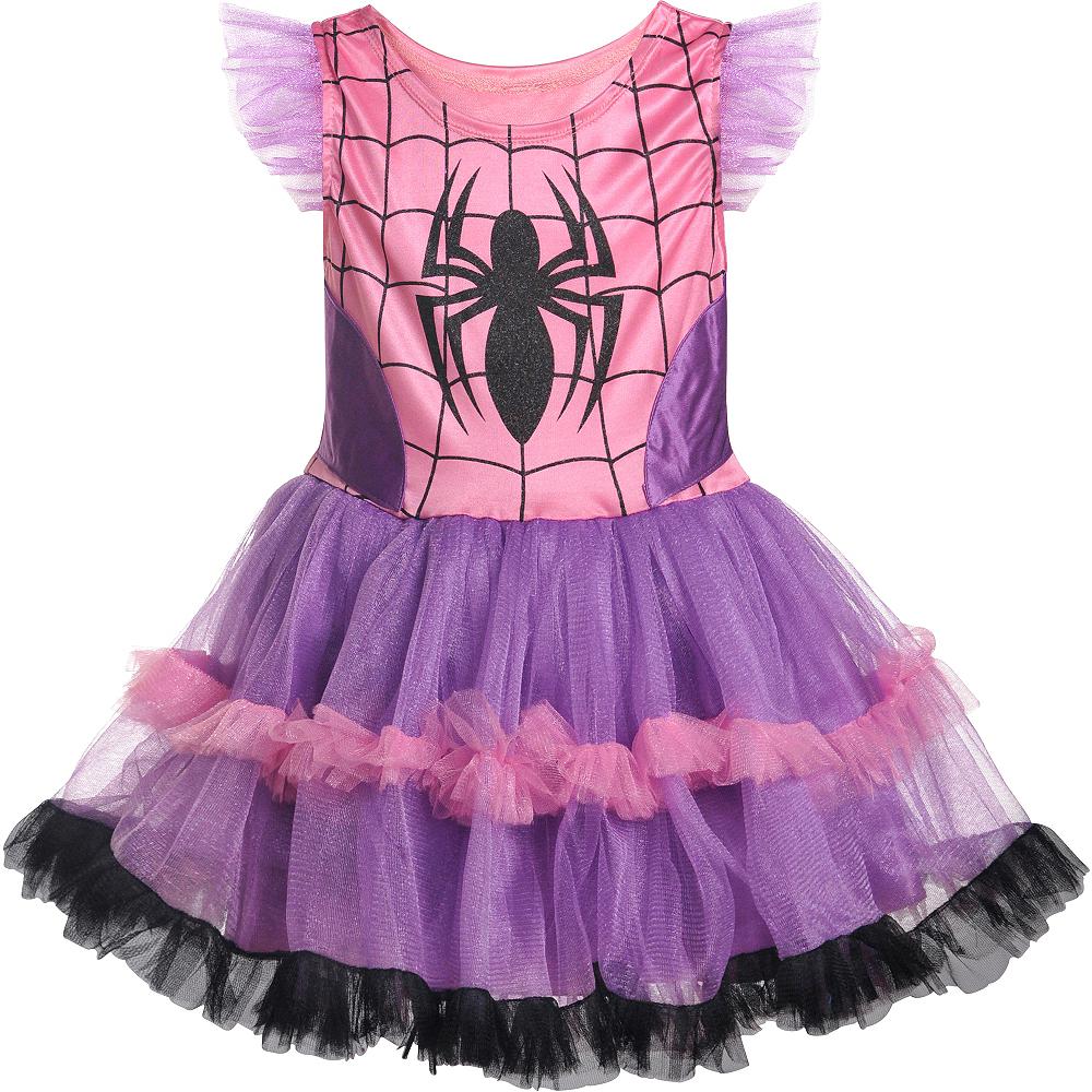 d06e8c5ff271 ... Girls Spider-Girl Costume Image #3 ...
