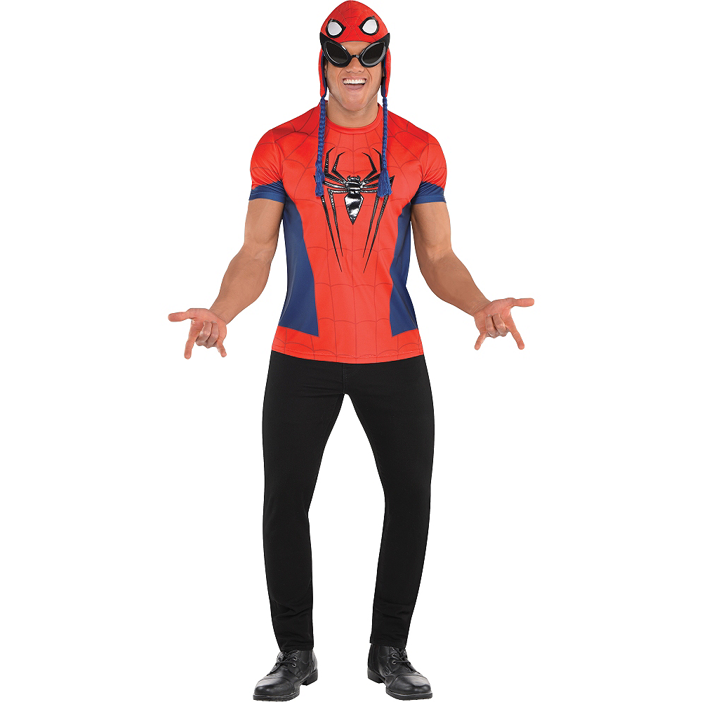 Adult Spider-Man Costume Image #1