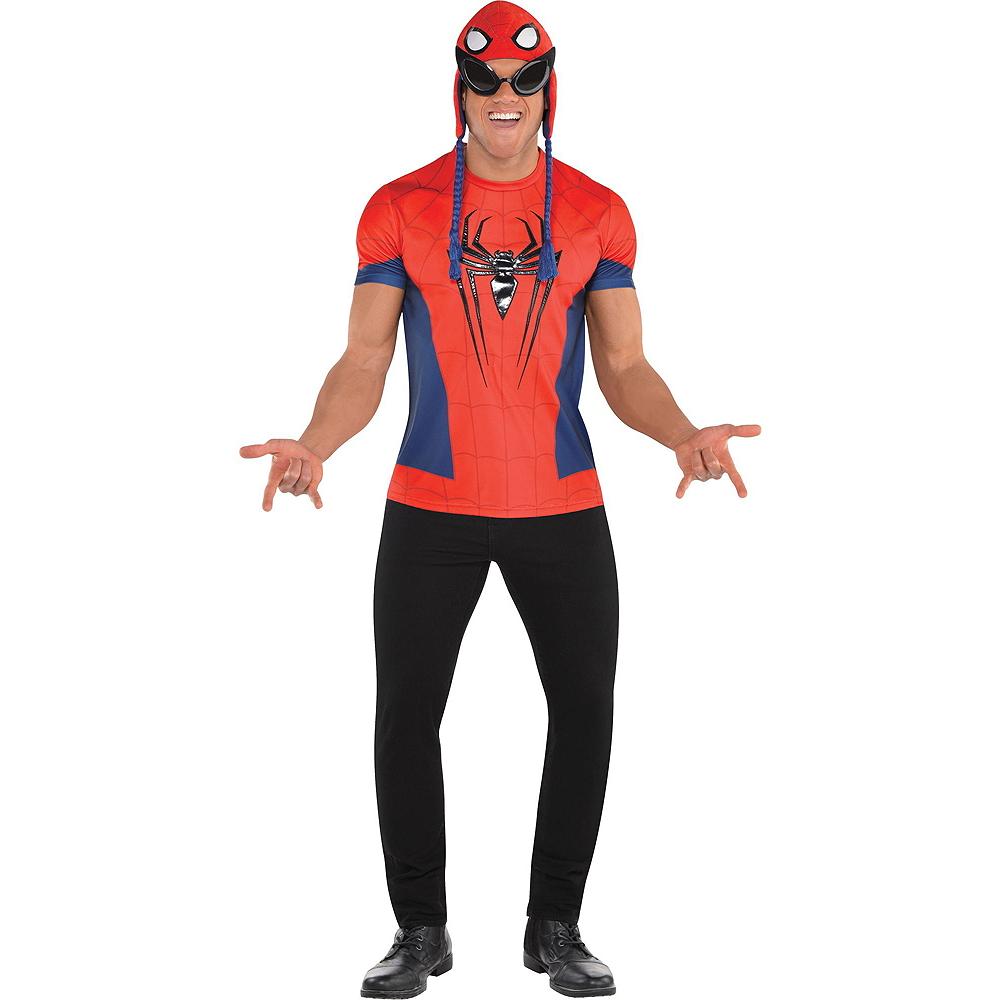 Adult Spider-Man Costume Image #3