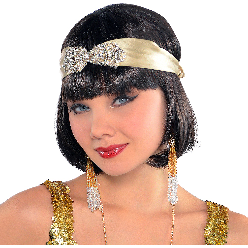 Adult Flapper Costume Image #3