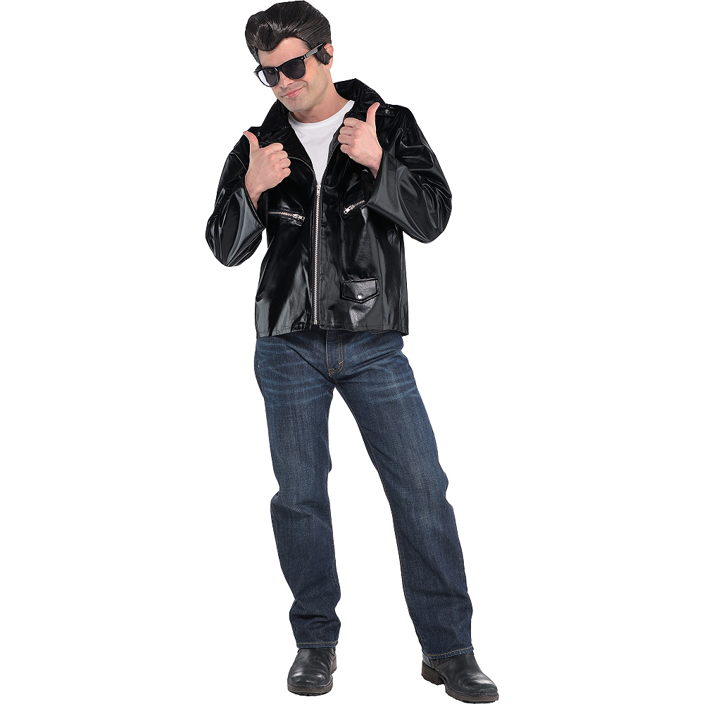 Adult Greaser Costume Image #1