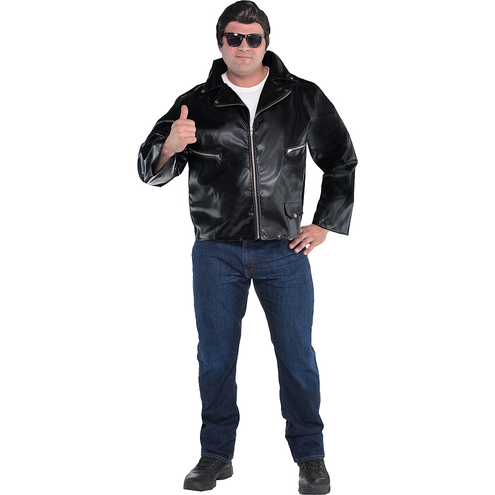 Adult Greaser Costume Plus Size Image #1