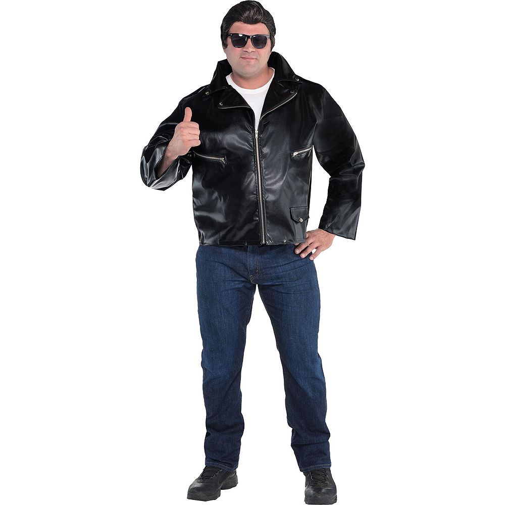 Adult Greaser Costume Plus Size Image #2