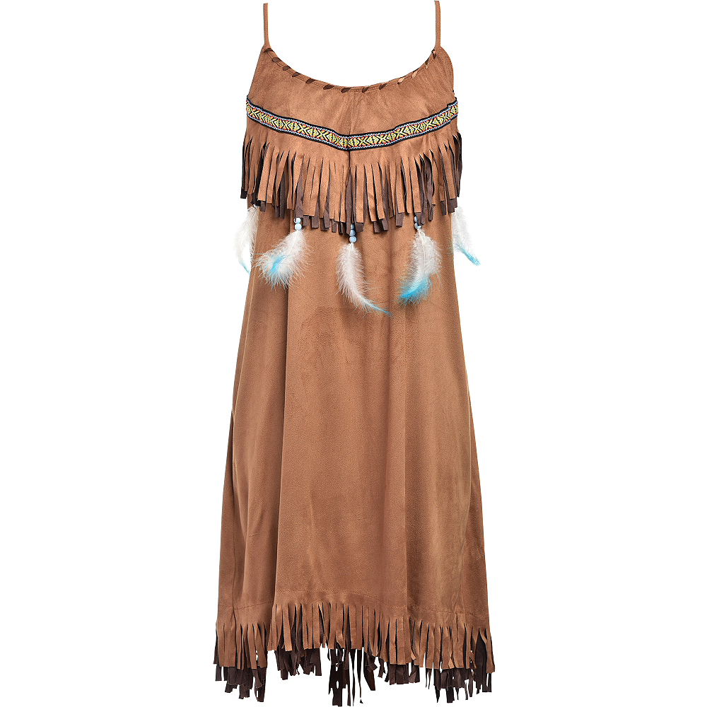 Adult Native American Costume Image #5