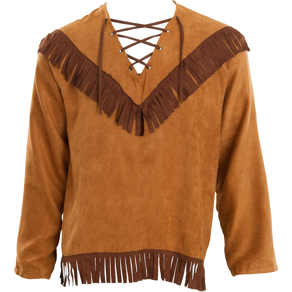 Adult Native American Costume Plus Size Image #3