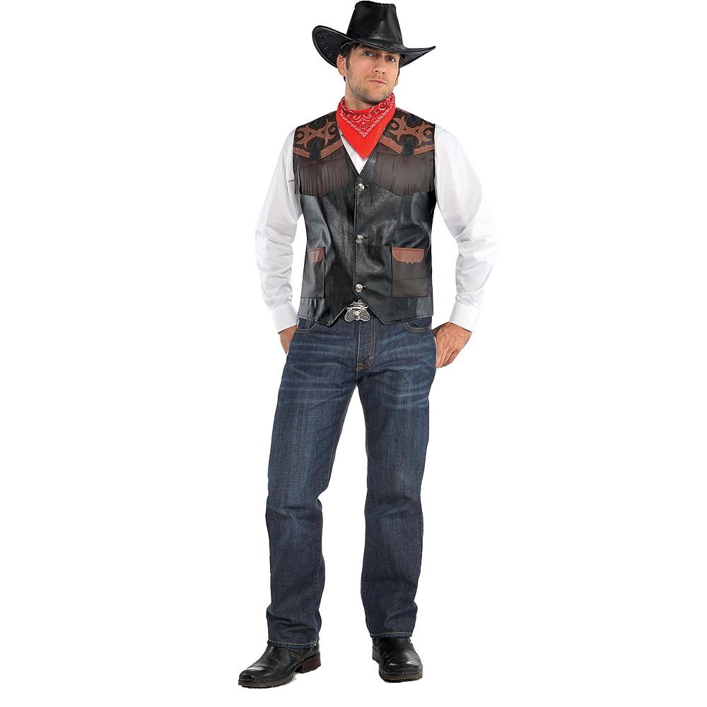 Adult Cowboy Costume Image #2