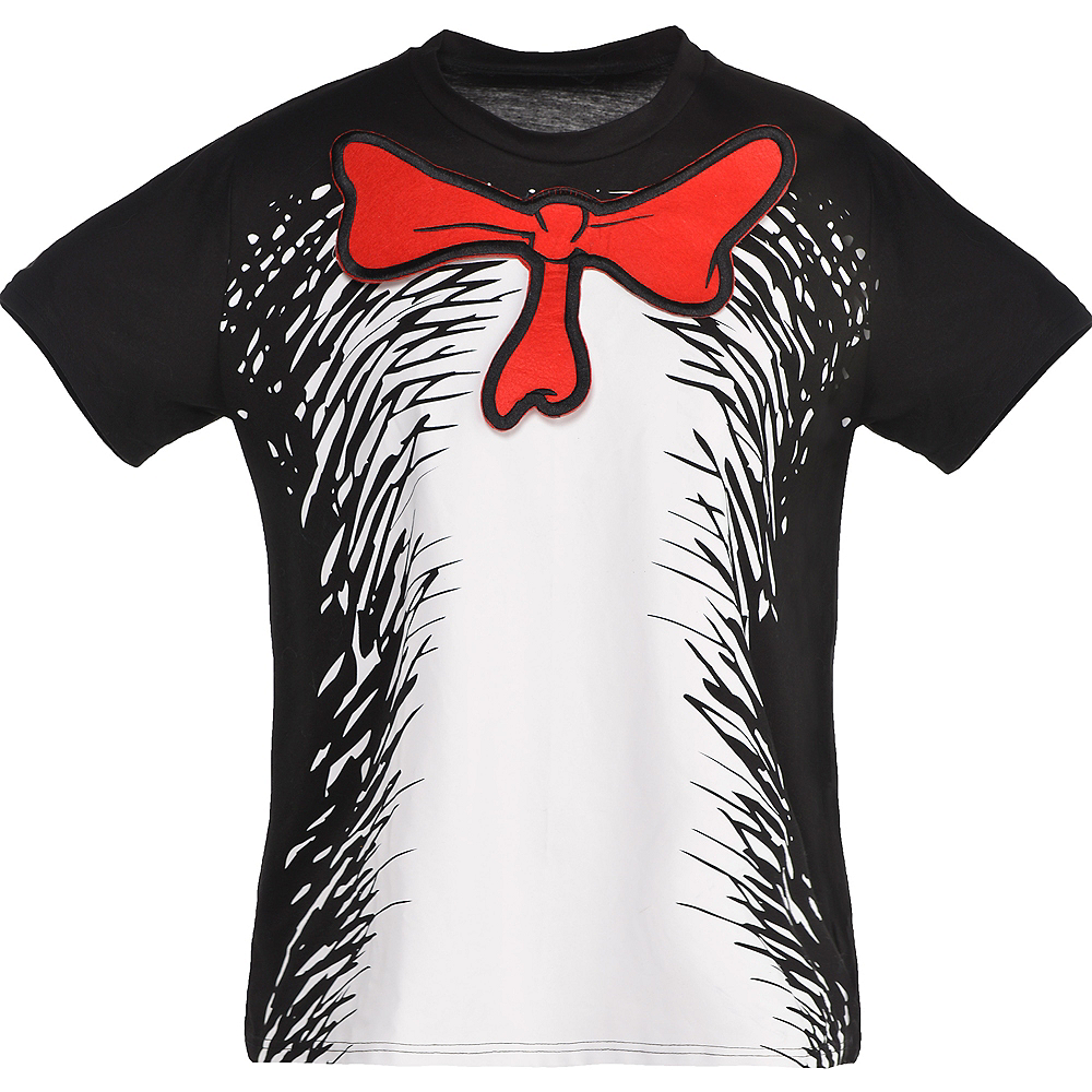 390c65e8e Child Cat in the Hat T-Shirt - Dr. Seuss | Party City Canada