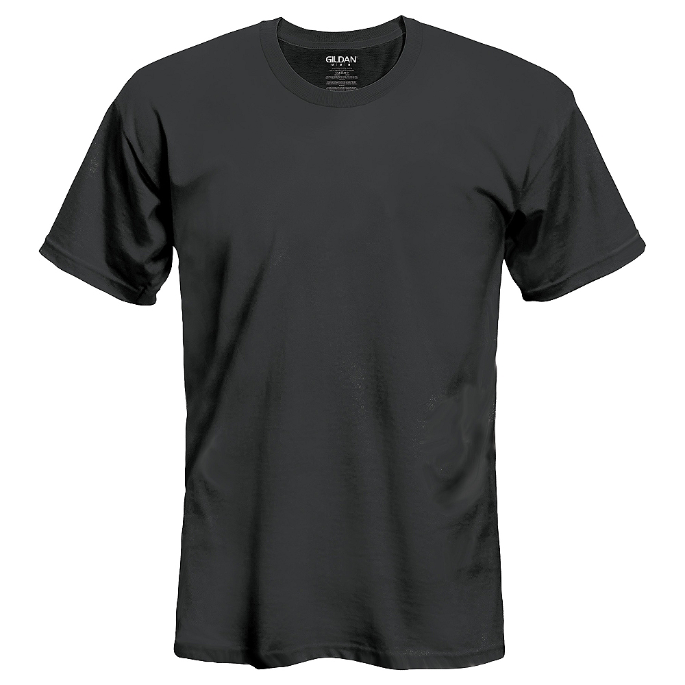Nav Item for Black T-Shirt Image #1