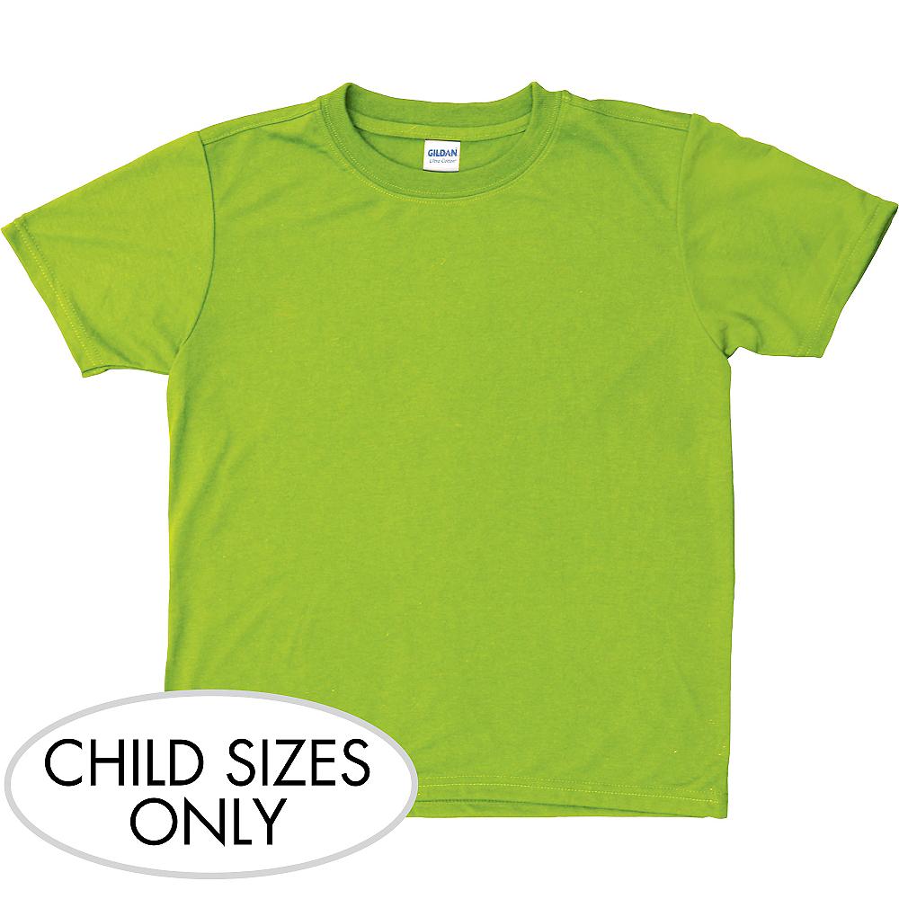 Youth Green T-Shirt Image #1