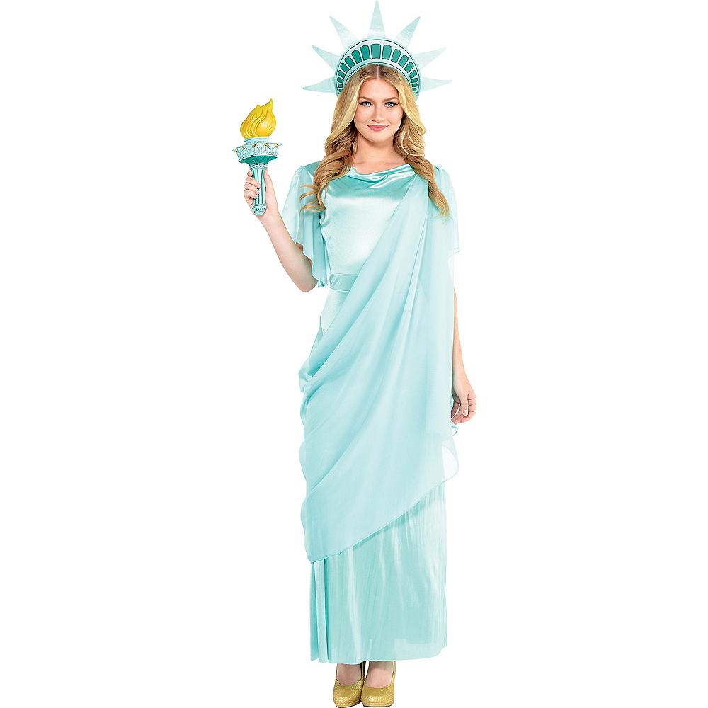 Adult Lady Liberty Costume