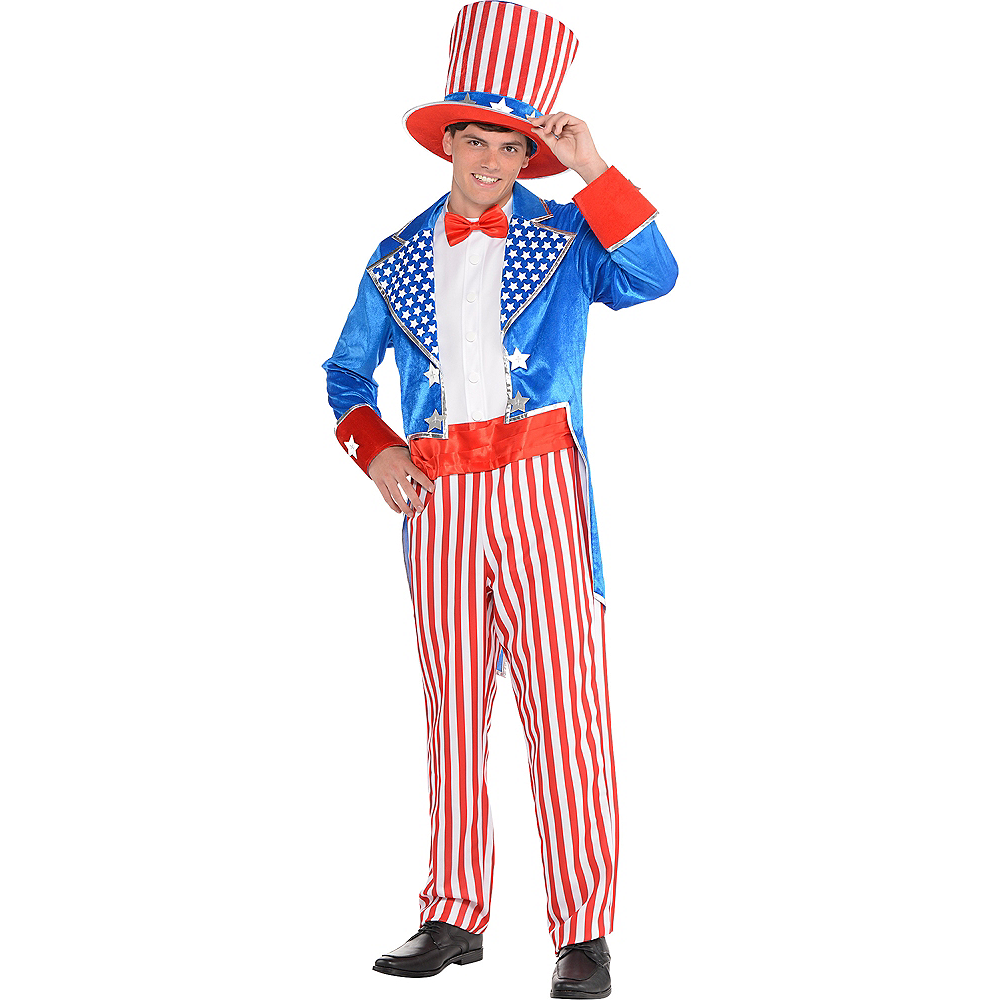 Uncle Sam Costume Party City