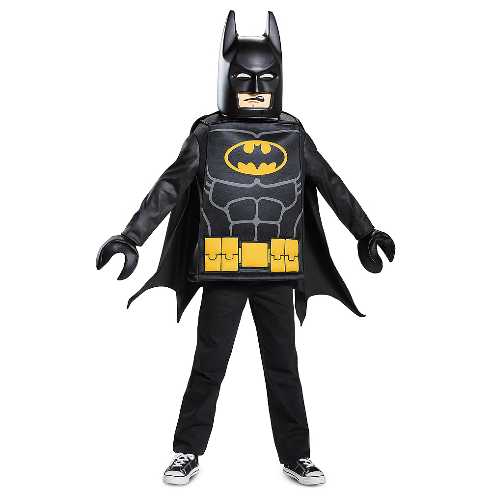 Boys LEGO Batman Costume - LEGO Batman Movie Image #1
