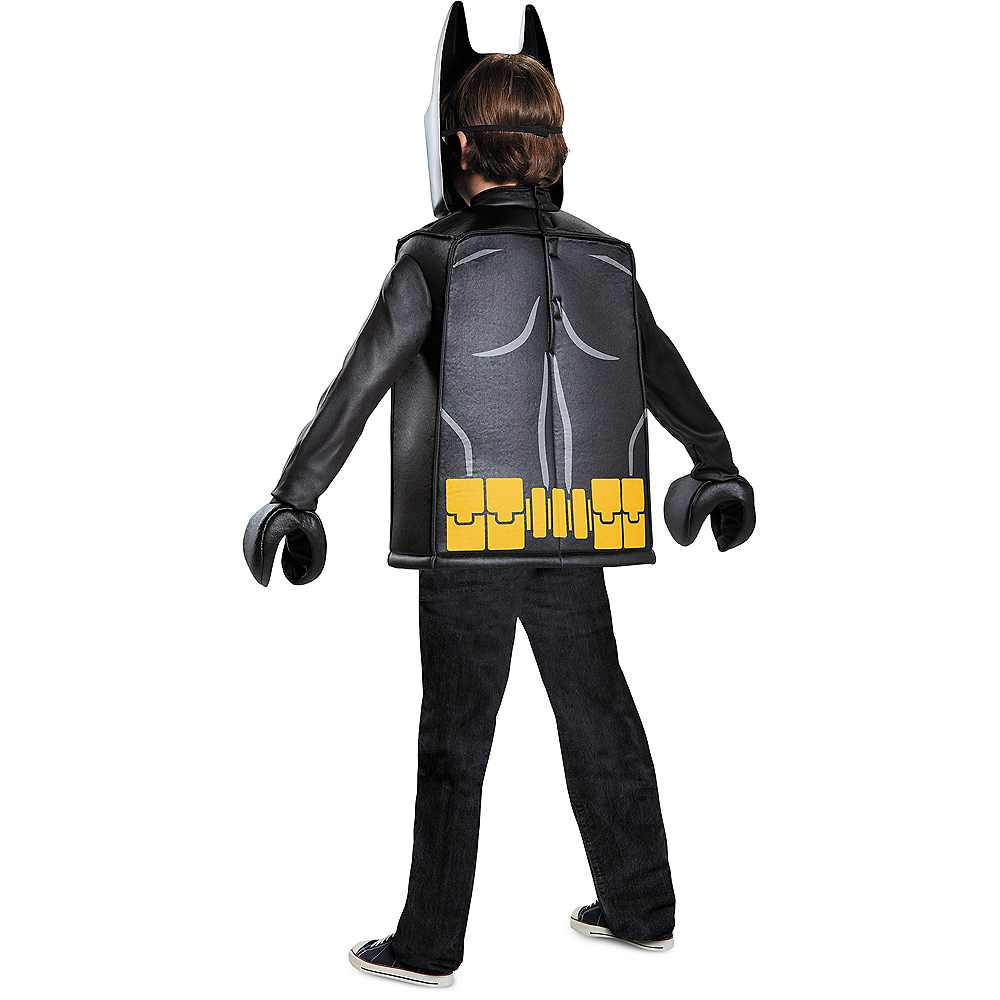 Boys LEGO Batman Costume - LEGO Batman Movie Image #2