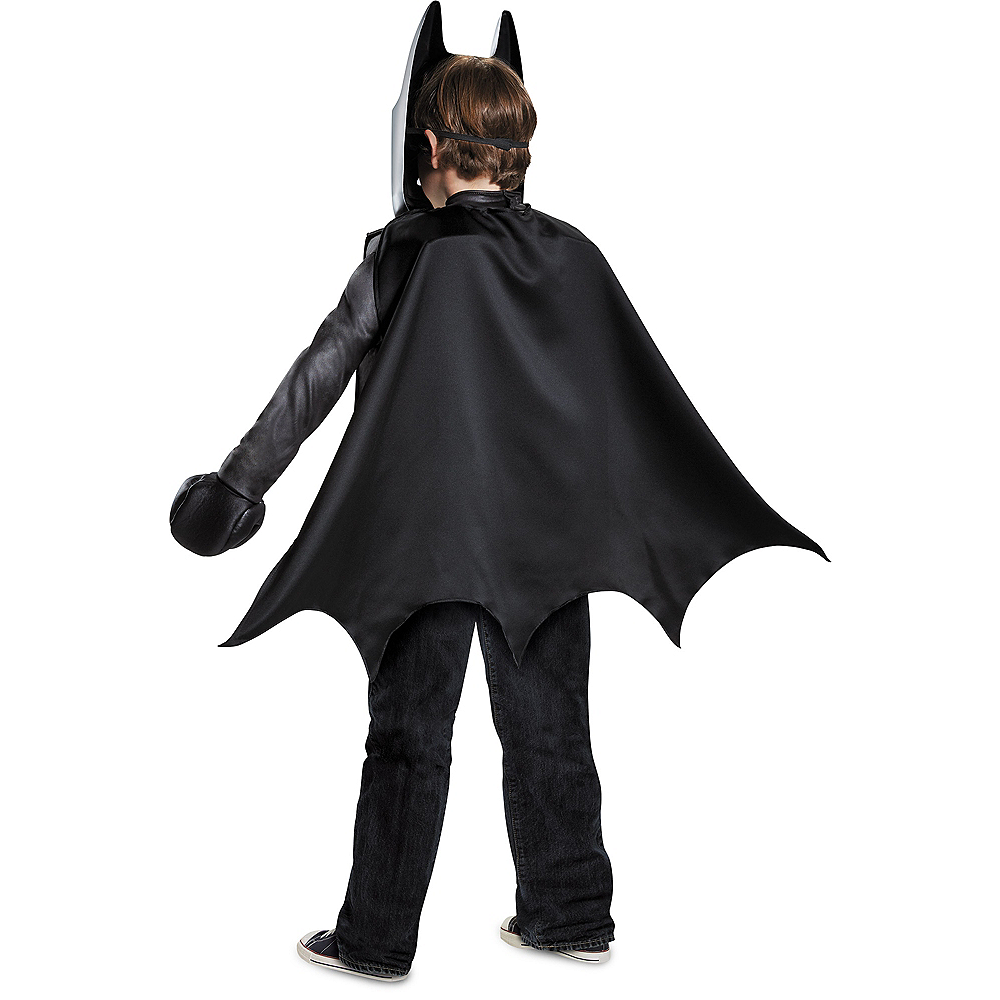 Boys LEGO Batman Costume - LEGO Batman Movie Image #3