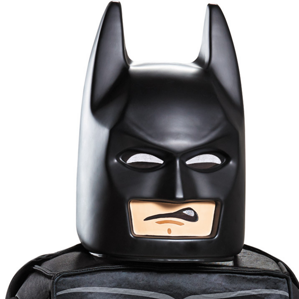 Boys LEGO Batman Costume - LEGO Batman Movie Image #4