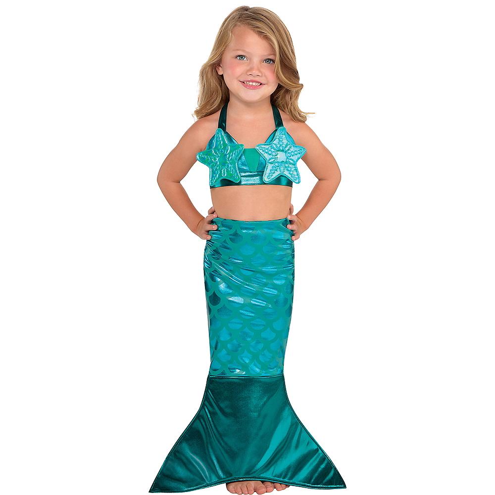 ccacfbf86ee2 Girls Mermaid Costume Image #1 ...