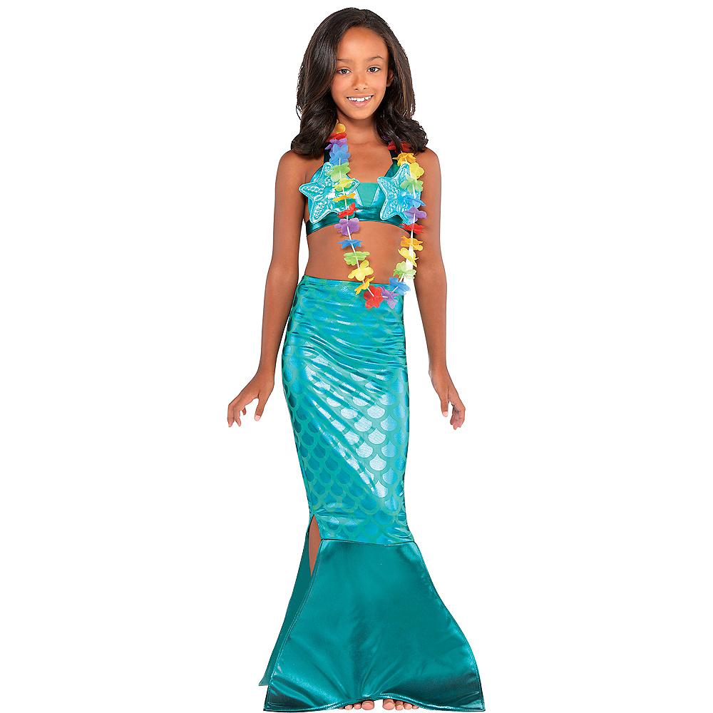 Girls Mermaid Costume Image #2