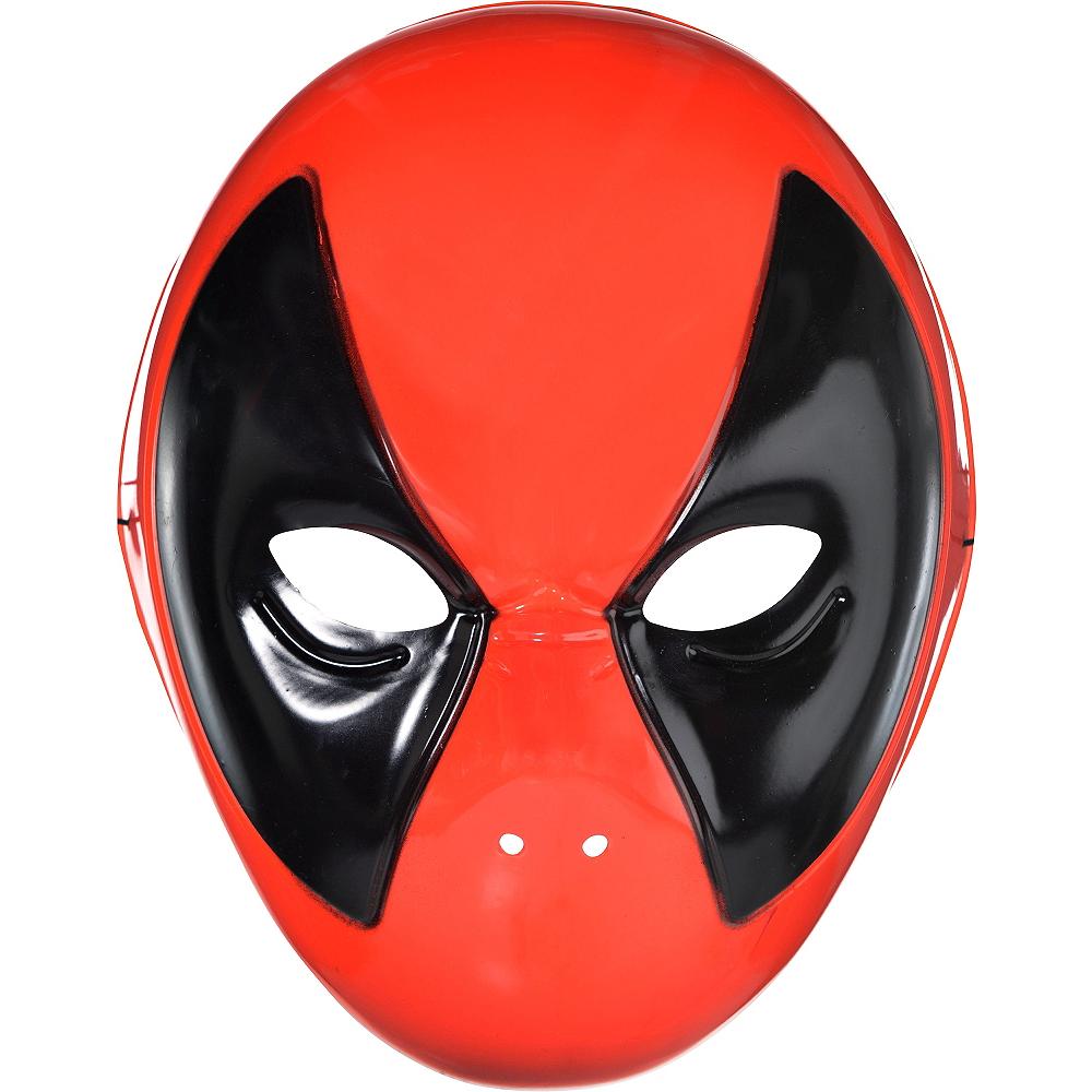Adult Deadpool Costume Image #3
