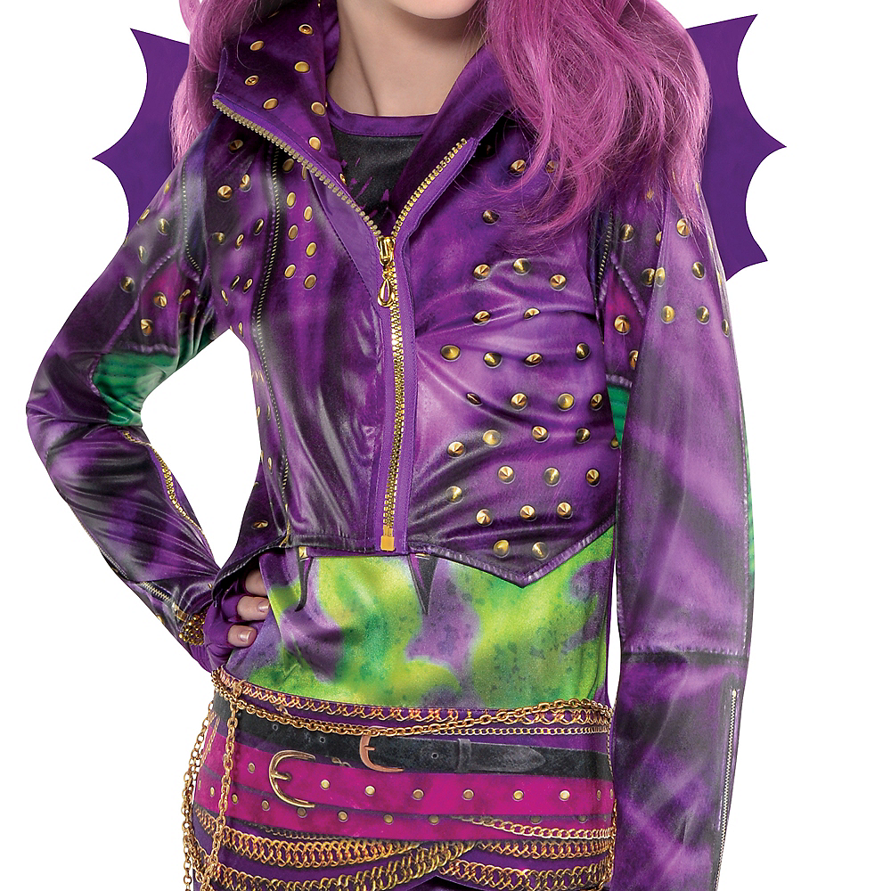 Girls Mal Costume - Disney Descendants 2 Image #2