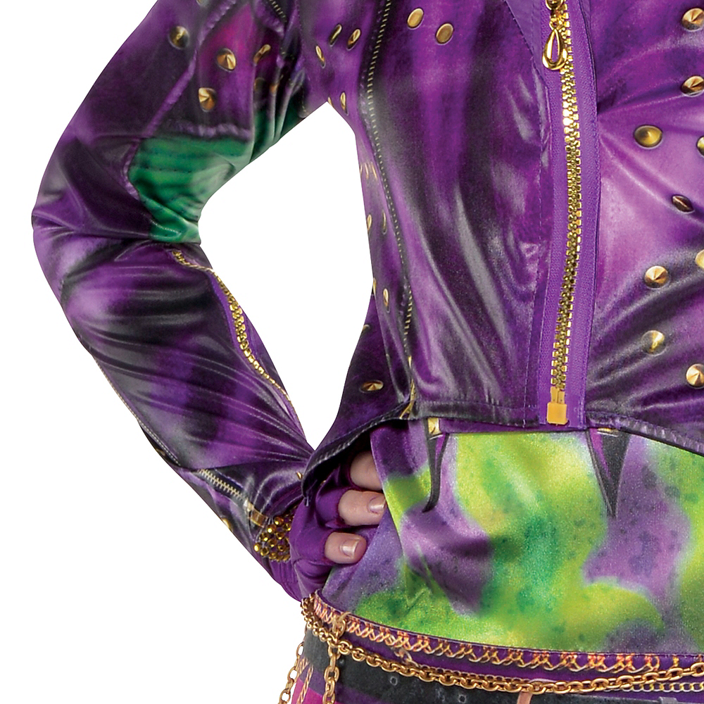 Girls Mal Costume - Disney Descendants 2 Image #4