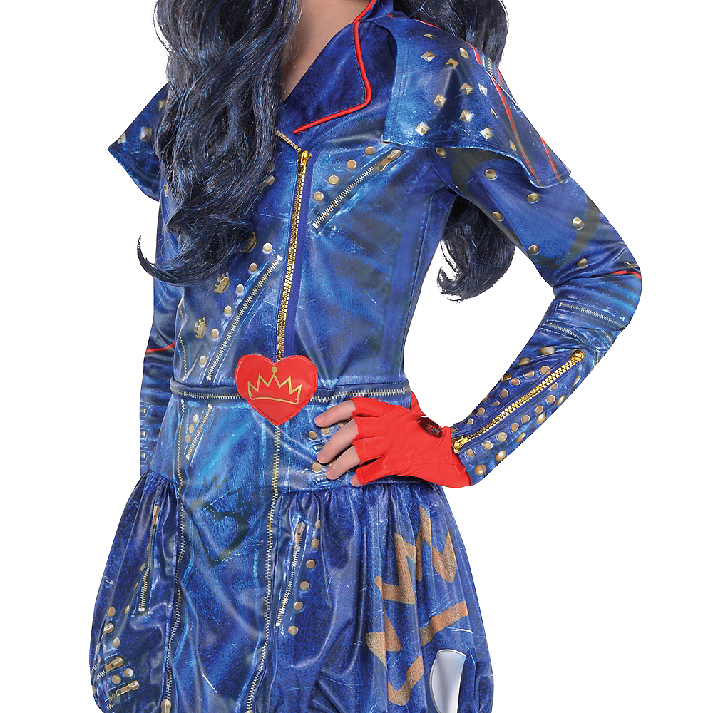 Nav Item for Girls Evie Costume - Disney Descendants 2 Image #2
