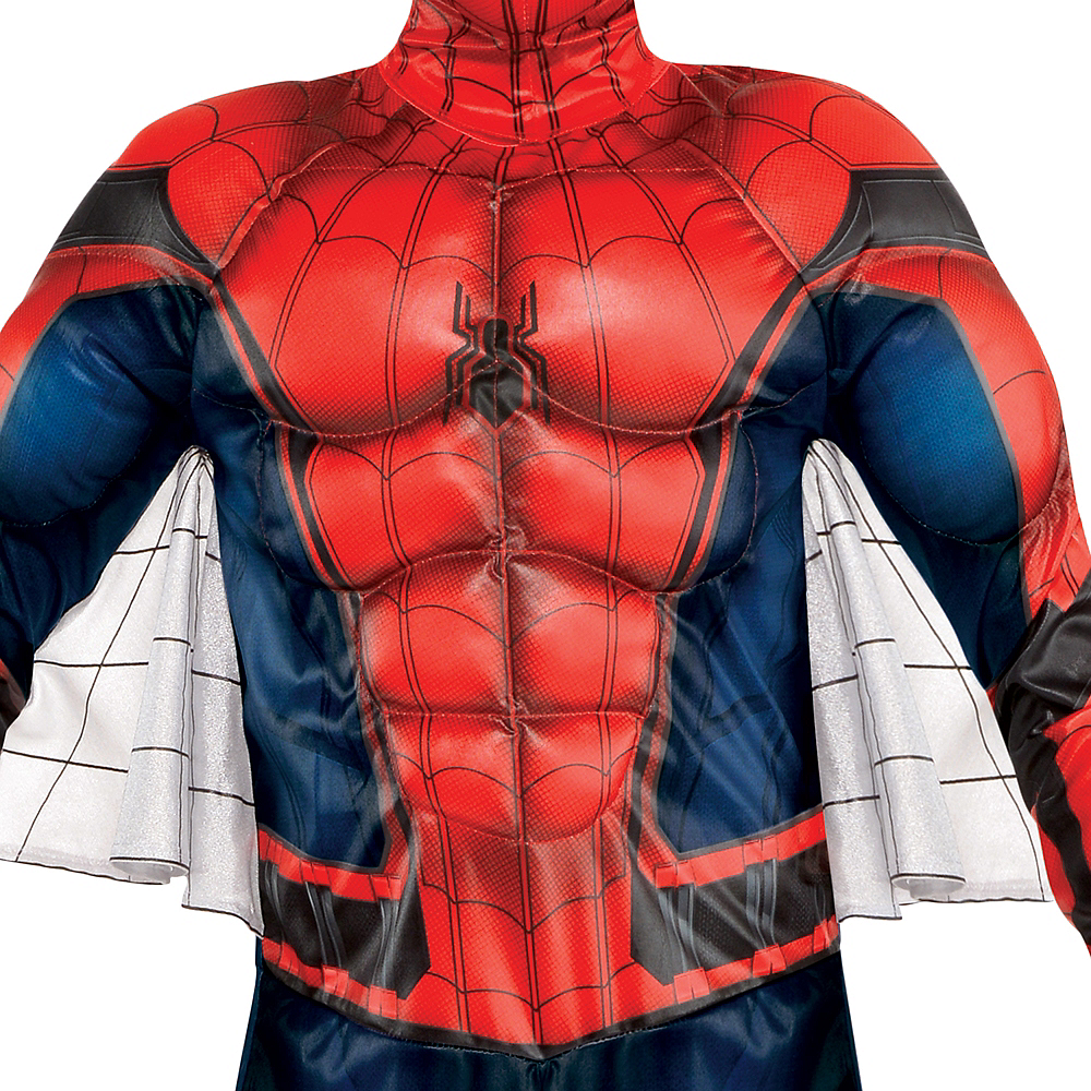 Boys Spider-Man Muscle Costume - Spider-Man Homecoming