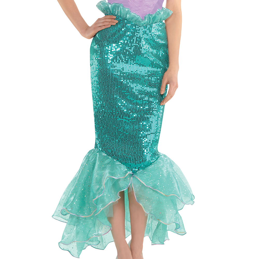 Adult Ariel Costume - The Little Mermaid Image #4