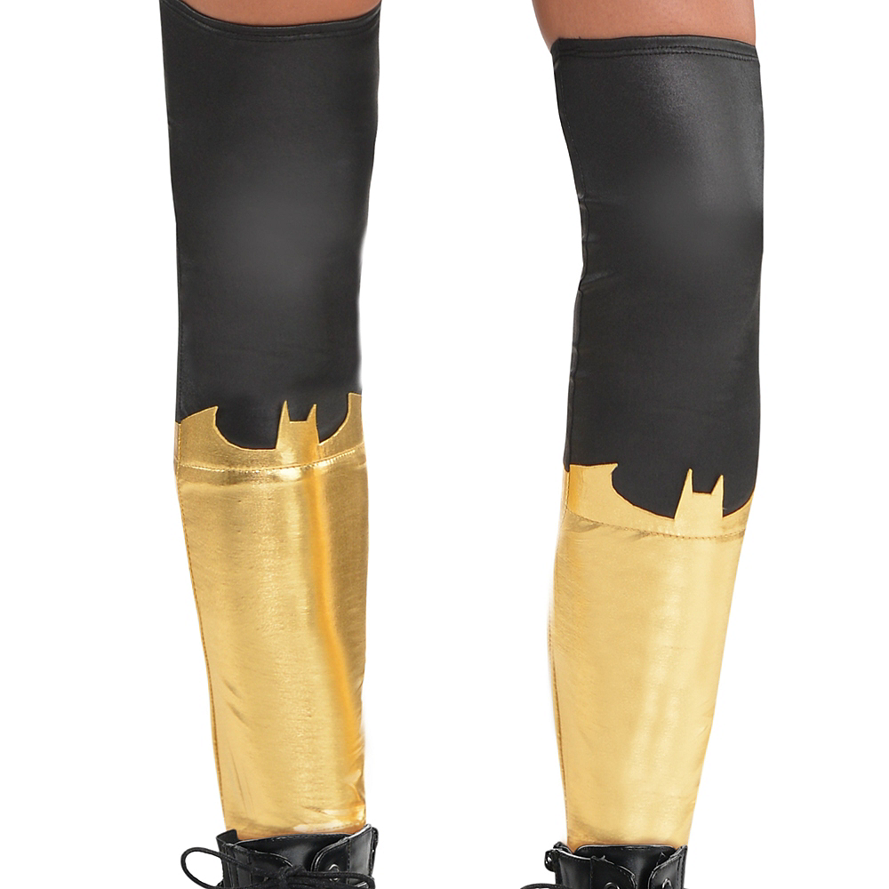 Nav Item for Womens Batgirl Costume - Batman Image #5
