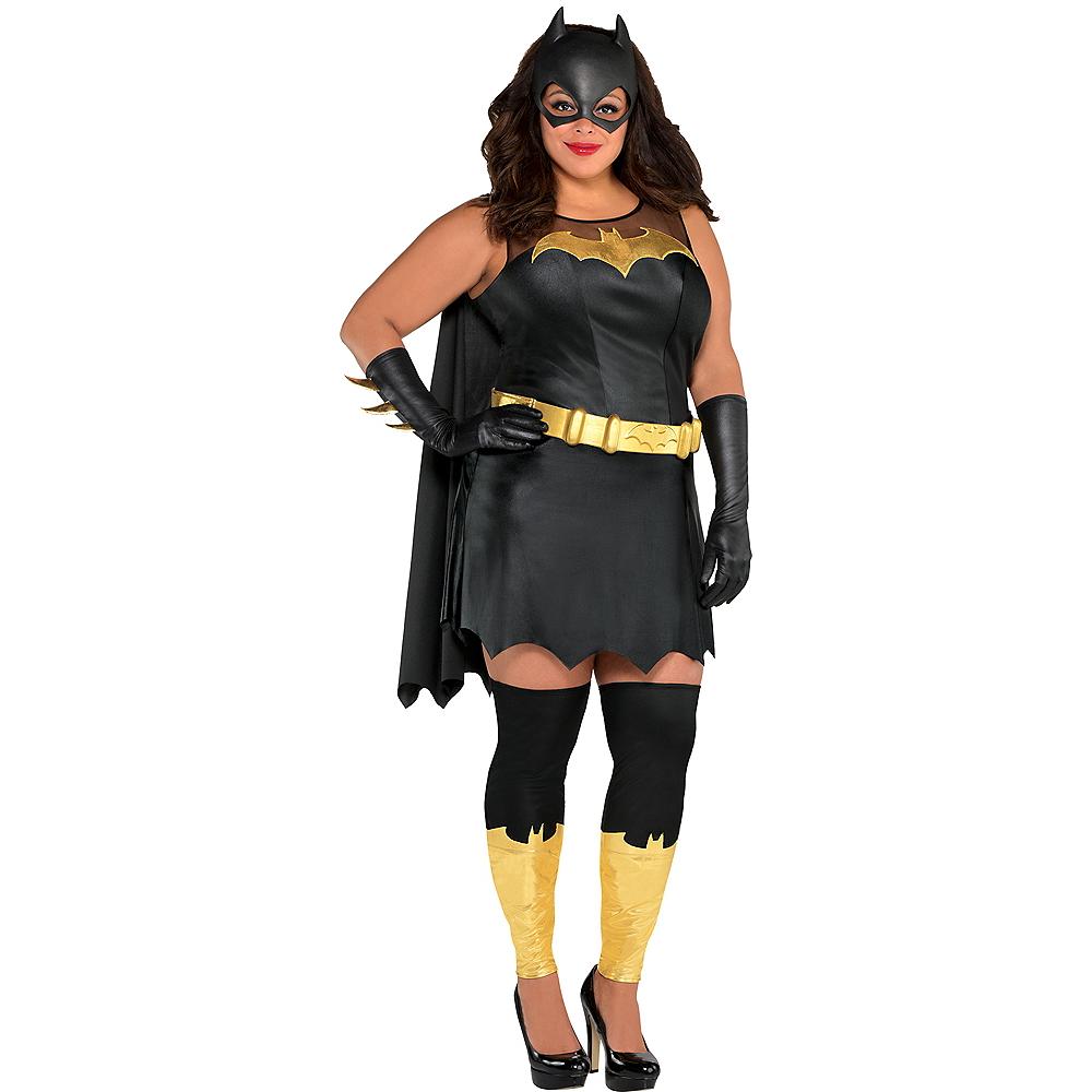 Womens Batgirl Costume Plus Size - Batman Image #1