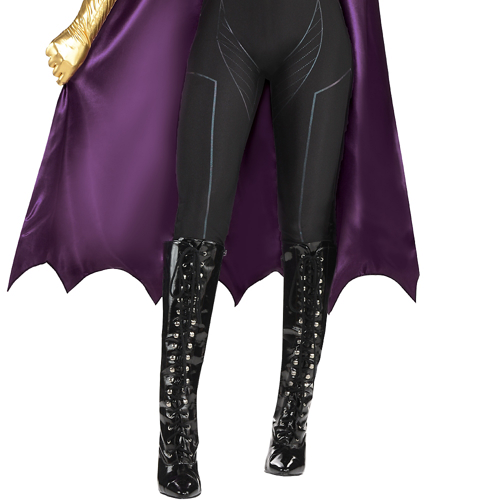 Womens Batgirl Jumpsuit Costume - Batman Image #4