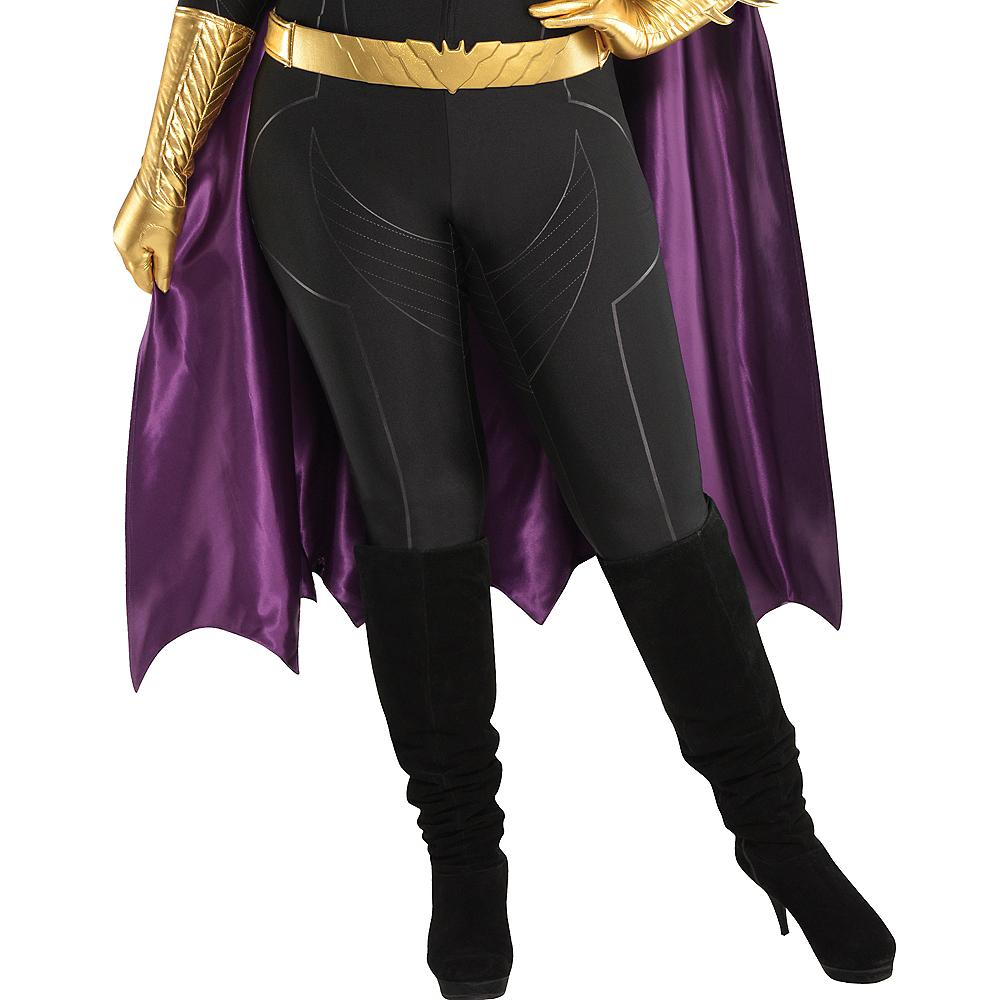 Adult Batgirl Jumpsuit Costume Plus Size - Batman Image #4