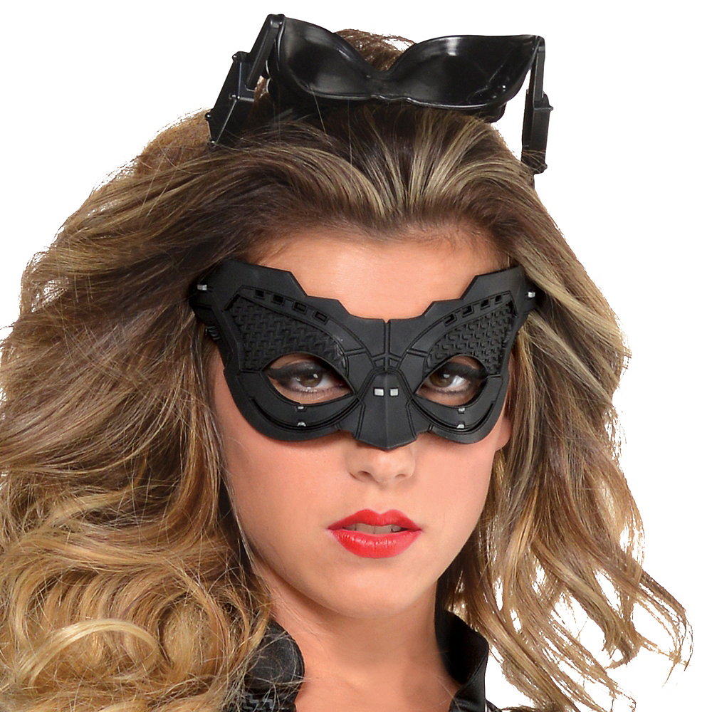 Adult Catwoman Costume - The Dark Knight Rises Batman Image #2