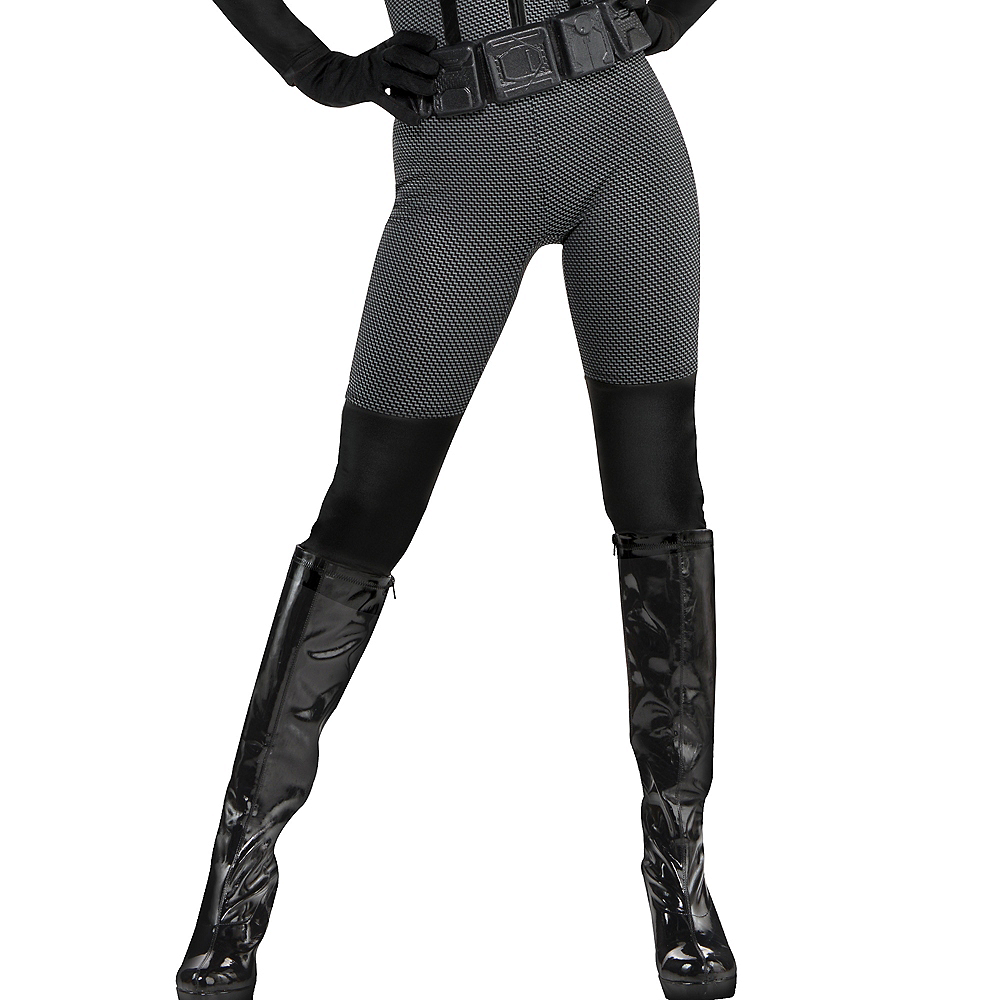Adult Catwoman Costume - The Dark Knight Rises Batman Image #4