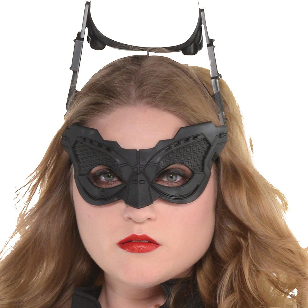 Adult Catwoman Costume Plus Size - The Dark Knight Rises Batman Image #2