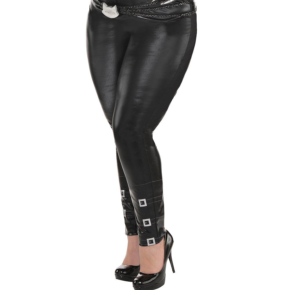 Adult Catwoman Costume Plus Size - DC Comics New 52 Image #4