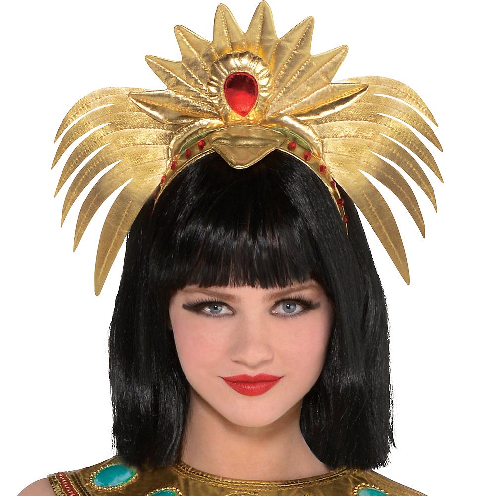 Adult Golden Cleopatra Costume Image #2